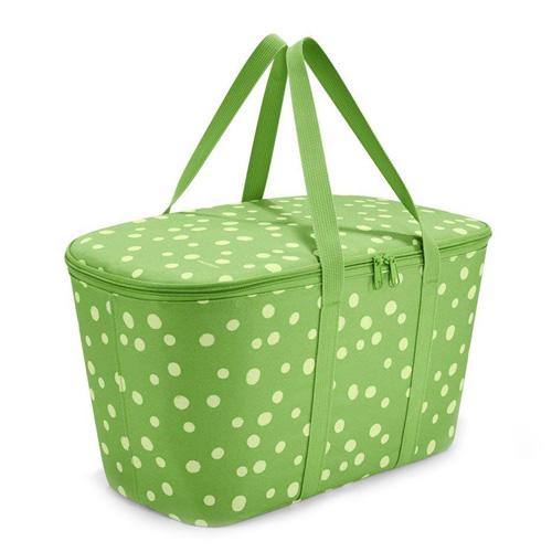 Chladicí taška Reisenthel Zelená s puntíky   coolerbag