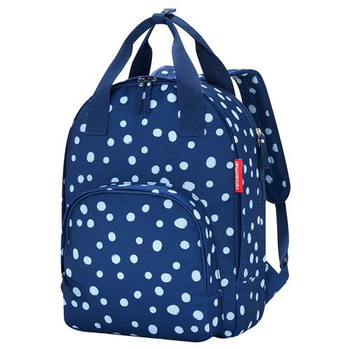 Taška cestovní Reisenthel Modrá s puntíky | easyfitbag