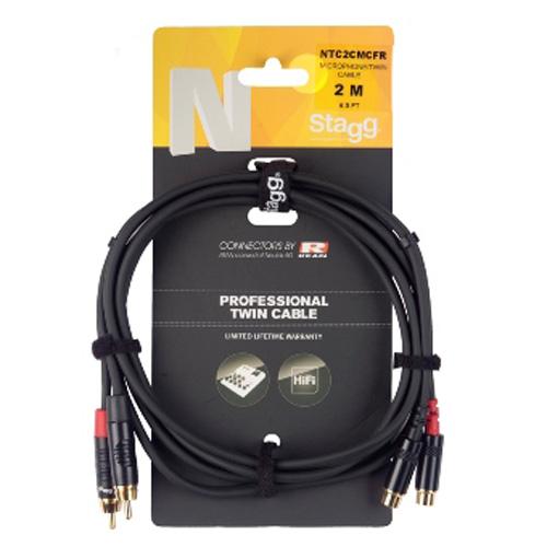Rozbočovací kabel Stagg NTC2CMCFR