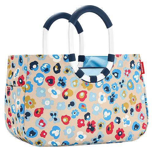 Nákupní taška Reisenthel Tisíc květin   loopshopper M
