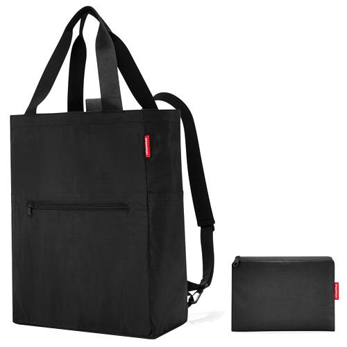 Nákupní taška 2v1 Reisenthel Černá | mini maxi 2in1