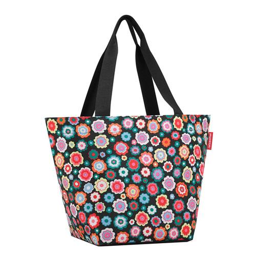 Nákupní taška Reisenthel Veselé květiny   shopper M