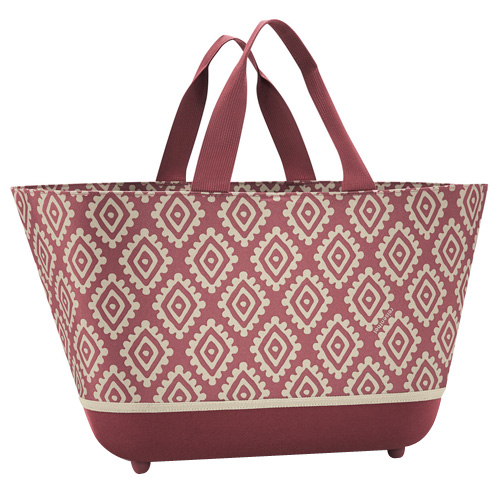Nákupní košík Reisenthel Růžový s diamanty | shoppingbasket