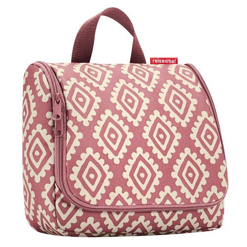 Cestovní toaletní taška Reisenthel Růžová s diamanty   toiletbag