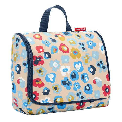 Cestovní toaletní taška Reisenthel Tisíc květin   toiletbag XL