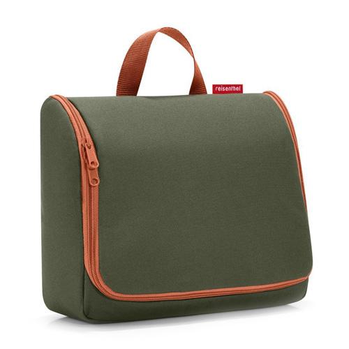 Cestovní toaletní taška Reisenthel Khaki | toiletbag XL