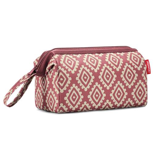 Kosmetická taška Reisenthel Růžová s diamanty   travelcosmetic