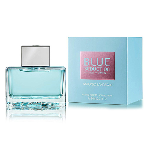 Antonio Banderas Blue Seduction For Women, 80 ml