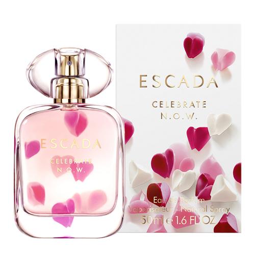 Parfémová voda Escada Celebrate N.O.W., 50 ml