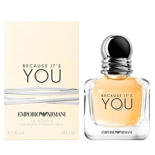 EDP Giorgio Armani Because It´s You, 30 ml