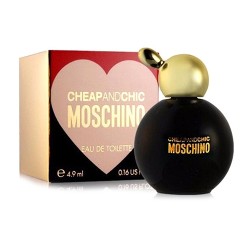 EDT Moschino Cheap And Chic, 4.9 ml
