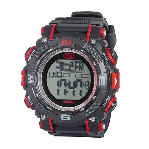Solární nabíjecí hodinky Trevi SG 340 RD