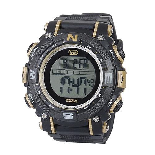 Solární nabíjecí hodinky Trevi SG 340 GL