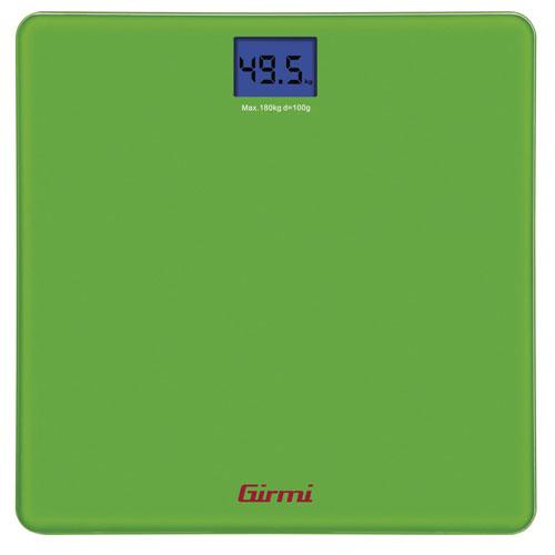 Girmi Bilancia PesaPersona  Elettronica 100gr/180kg    VERDE