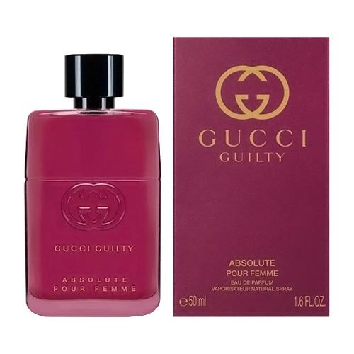 Parfémová voda Gucci Guilty Absolute Pour Femme, 50 ml