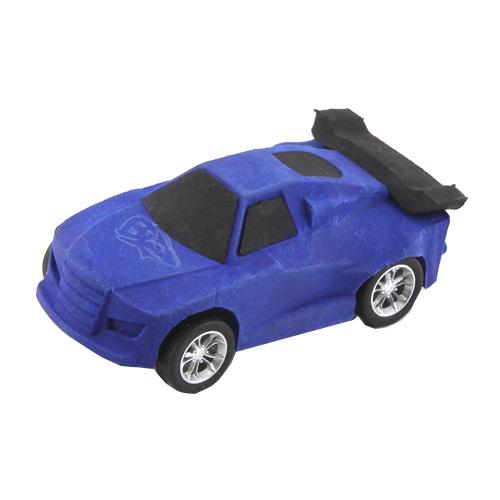 Guma ve tvaru auta Monster Cars ASST Barva modrá