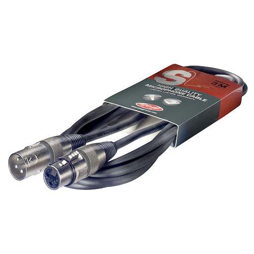 Mikrofonový kabel Stagg Délka 3 m