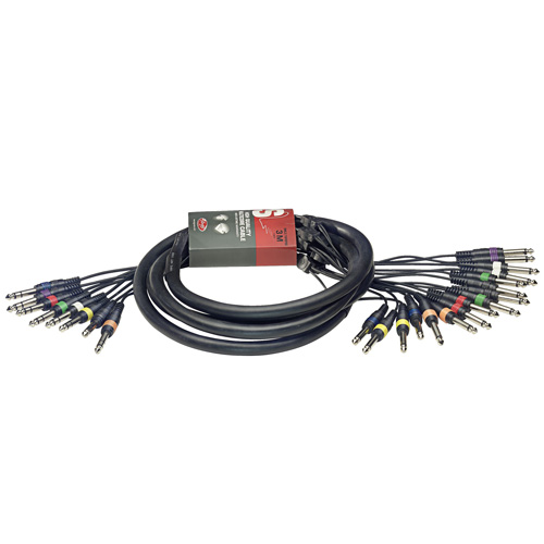 Vícežilový kabel Stagg Délka 3 m