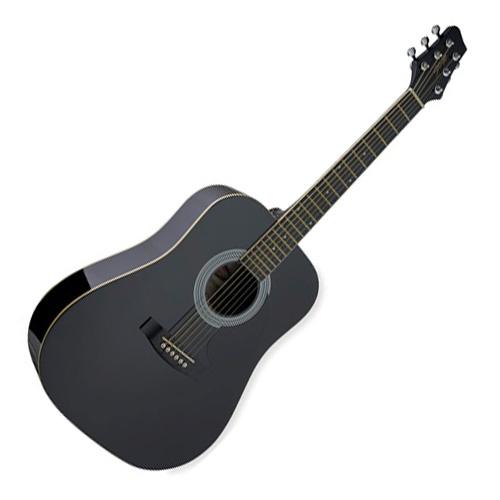 Akustická kytara Stagg Velikost 3/4, typ Dreadnought
