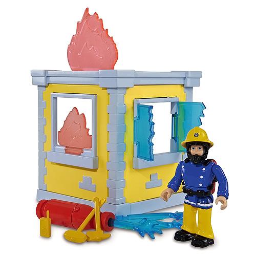 Simba Tréninková místnost Požárník Sam s příslušenstvím