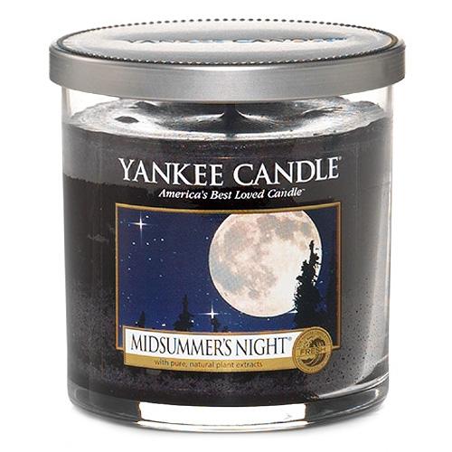 Svíčka ve skleněném válci Yankee Candle Letní noc, 198 g