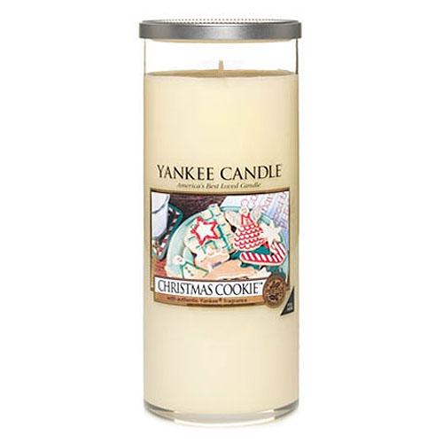 Svíčka ve skleněném válci Yankee Candle Vánoční cukroví, 538 g