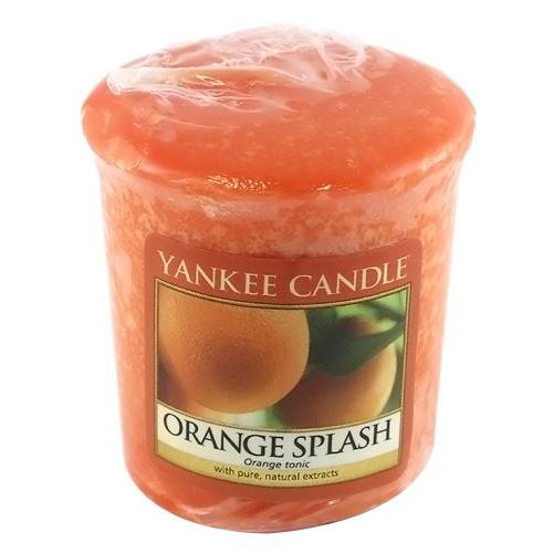 Svíčka Yankee Candle Pomerančová šťáva,   49 g
