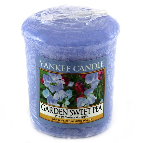 Svíčka Yankee Candle Květy ze zahrádky,   49 g