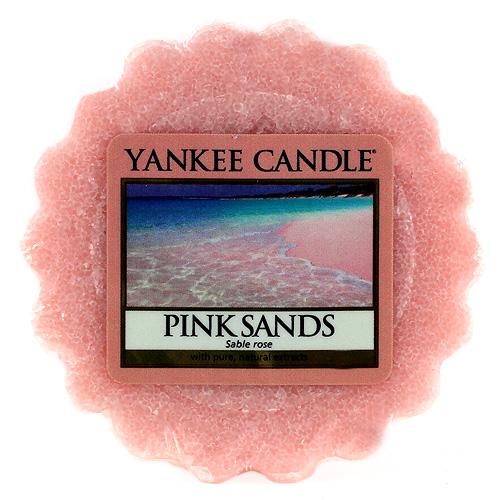 Vonný vosk Yankee Candle Růžové písky,   22 g