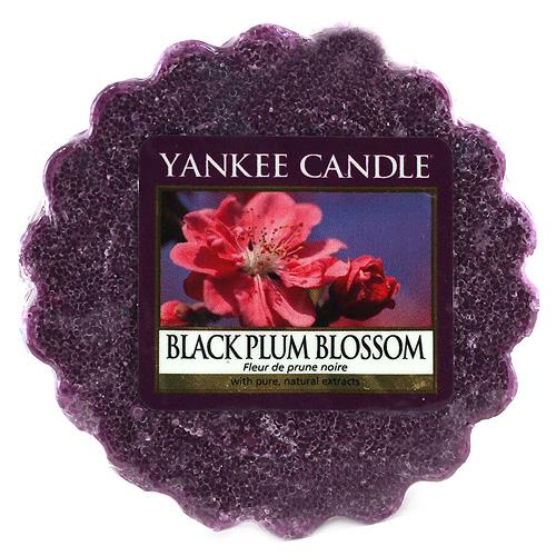Vonný vosk Yankee Candle Květ černé švestky,   22 g