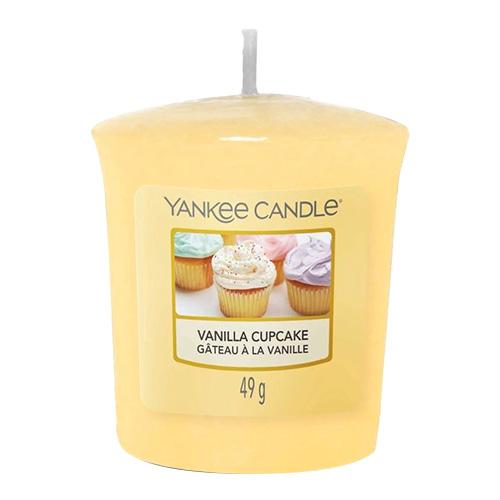 Svíčka Yankee Candle Vanilkový košíček,   49 g