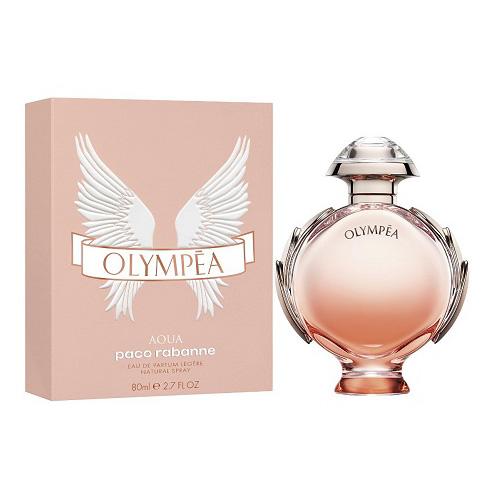 Parfémová voda Paco Rabanne Olympéa Aqua, 80 ml