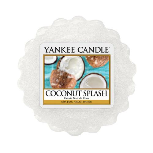 Vonný vosk Yankee Candle Kokosové osvěžení, 22 g