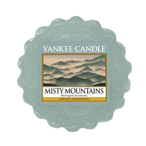 Vonný vosk Yankee Candle Mlžné hory, 22 g