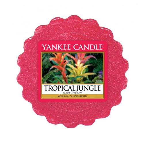 Vonný vosk Yankee Candle Tropická džungle, 22 g