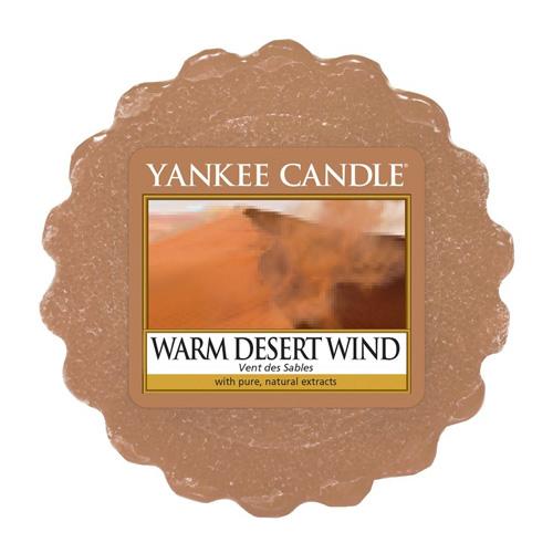 Vonný vosk Yankee Candle Teplý pouštní vítr, 22 g