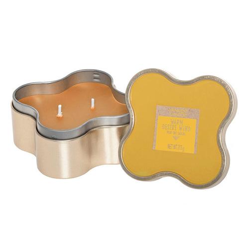 Svíčka v plechové dóze Yankee Candle Teplý pouštní vítr, 213 g