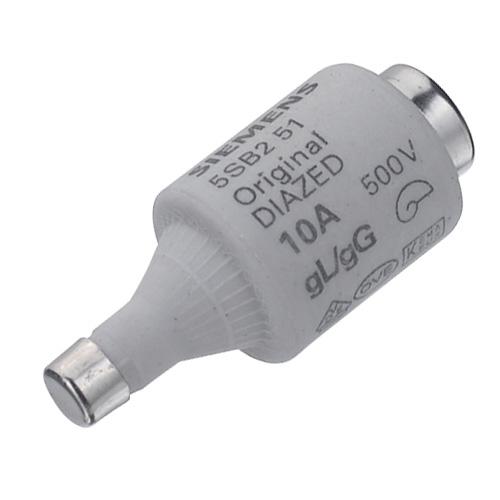 Siemens POJISTKA DIAZED DII 10A GG E27 5SB251