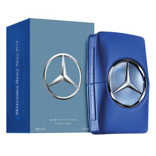 Toaletní voda Mercedes-Benz Man Blue, 100 ml