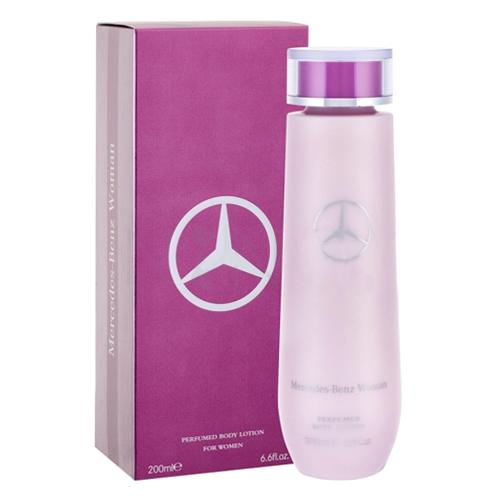 Tělové mléko Mercedes-Benz Woman, 200 ml