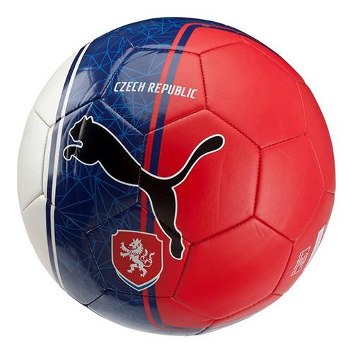 Míč Puma Country Fan Balls Licensed | Bílá | Míč vel. 5
