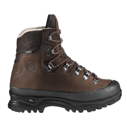 Hanwag Alaska Lady GTX H56 ERDE_BROWN | 4,5
