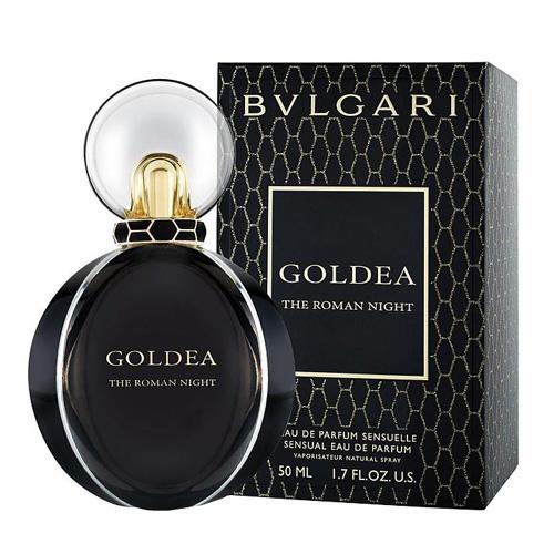 Parfémová voda Bvlgari Goldea The Roman Night, 50 ml