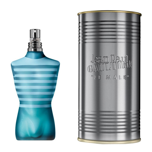 Toaletní voda Jean Paul Gaultier Le Male, 125 ml
