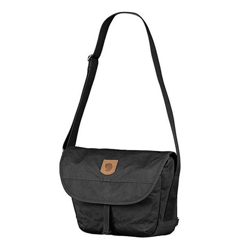 Fjällräven Greenland Shoulder Bag Black | 550 | QQQ