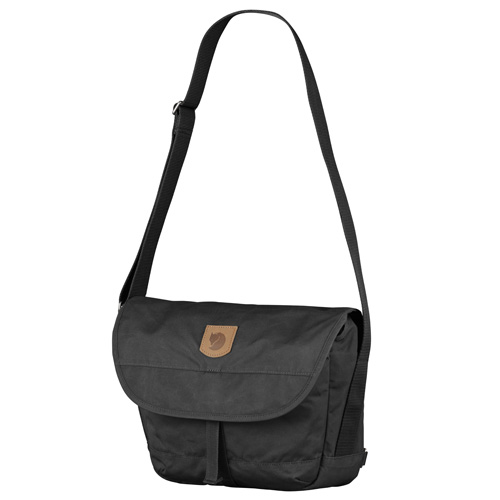 Fjällräven Greenland Shoulder Bag Small Black | 550 | QQQ