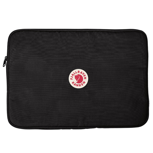 Fjällräven Kanken Laptop Case 15 Black | 550 | QQQ