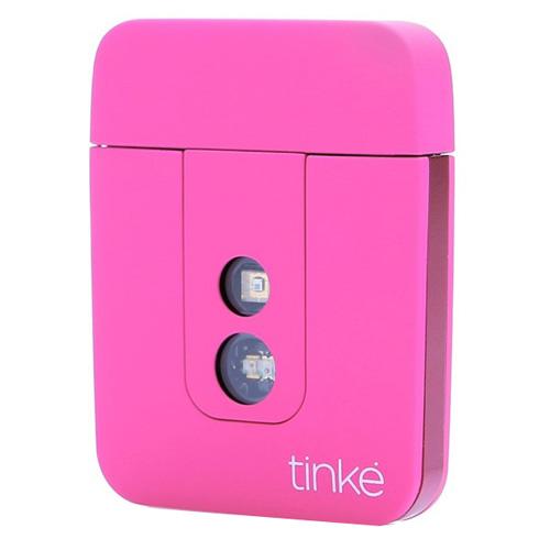 Tinké fitness a wellness senzor Lightning růžový