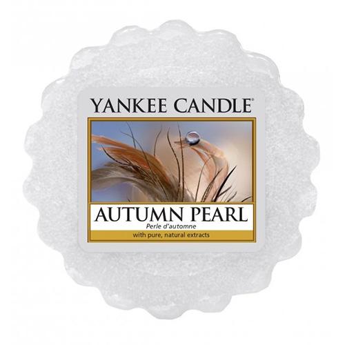 Vonný vosk Yankee Candle Podzimní perla, 22 g