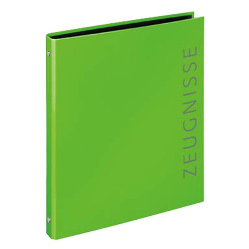 Veloflex Zeugnisringbuch A4 grün